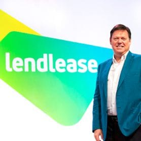 """Lendlease profit dives 40 per cent during """"difficult"""" trading year"""