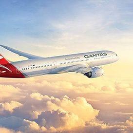 Record revenue for Qantas but high fuel costs guzzle profit