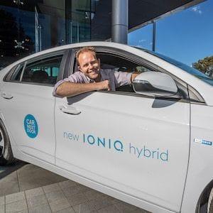 Hyundai joins Car Next Door in the fast lane