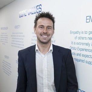 Elevator entrepreneur Jon Dwayre lifts top prize at Gold Coast awards