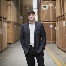 Logistics legend Carlos Ferri wins Sydney Young Entrepreneur Award