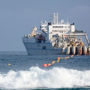 Bevan Slattery's SUB.CO to connect Oman and Perth with subsea cable