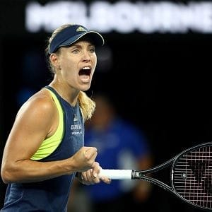 Kvitova and Kerber to join Barty in Brisbane International
