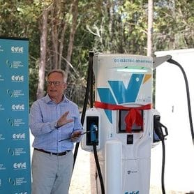 Evie Networks hails 'landmark moment in Australian electric motoring'
