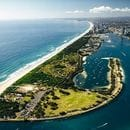 First site announced for Gold Coast's The Spit master plan