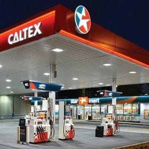 Caltex confirms approaches from more suitors