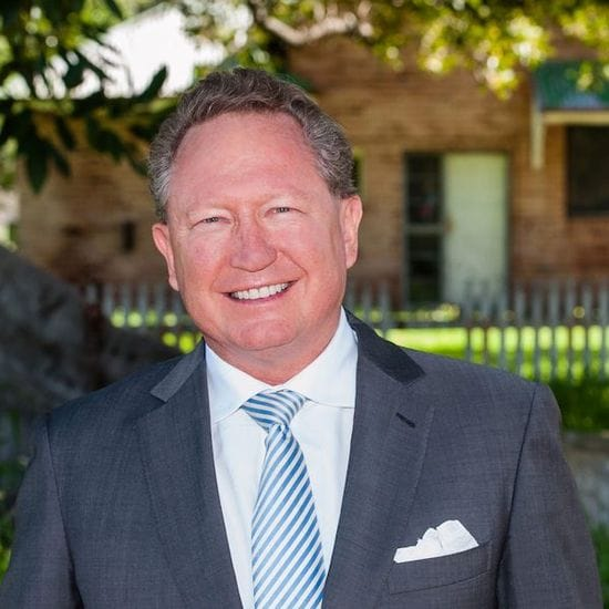 Mining magnate Andrew Forrest pledges $70 million to bushfire relief