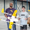Fashion brand LSKD partners with Google drone delivery service Wing