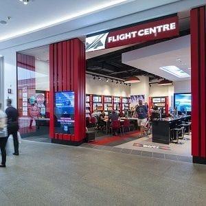 Flight Centre shares drop on coronavirus update