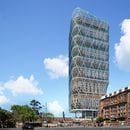 Atlassian Sydney HQ will be world's tallest hybrid timber tower