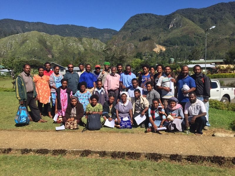 New Mission Action Committee for PNG