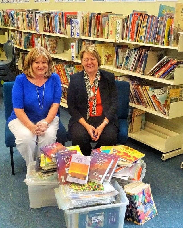 Book Drive for PNG schools
