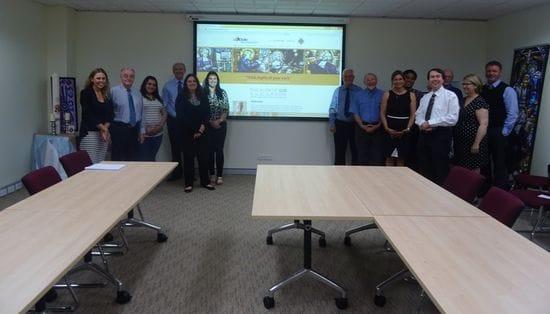 Lasallians launch new district website