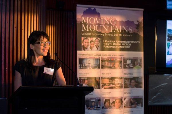 Lasallian Foundation moving mountains for Vietnam