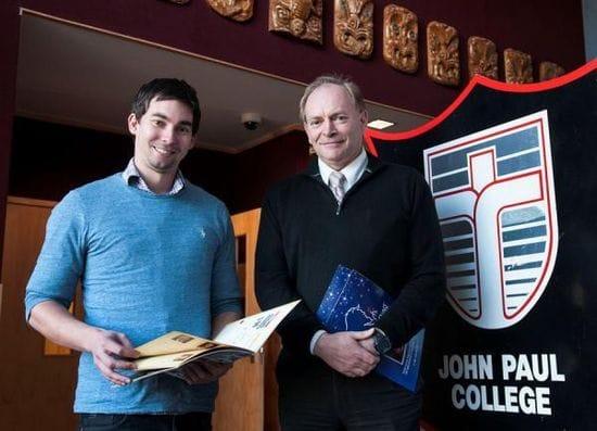 John Paul College sets up new Alumni Fund
