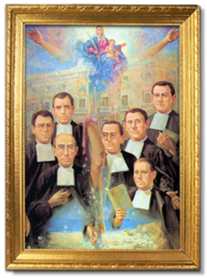 Prayer on the Feast of the Brothers Martyrs of Almeria