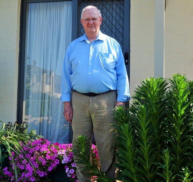 Lasallian Principal and Arabian Horse Judge: Br Peter McIntosh