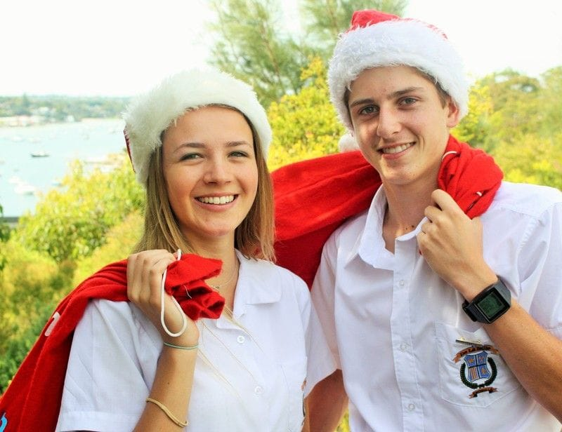 De La Salle Christmas Spirit in Cronulla
