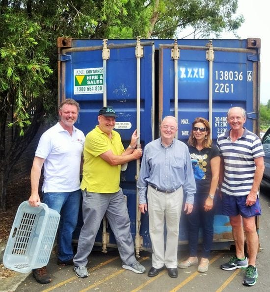 Great Response to PNG Book Drive
