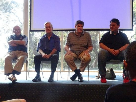 De La Salle Brothers share their inspiring stories with senior students