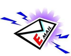 Concern over Email Hacking