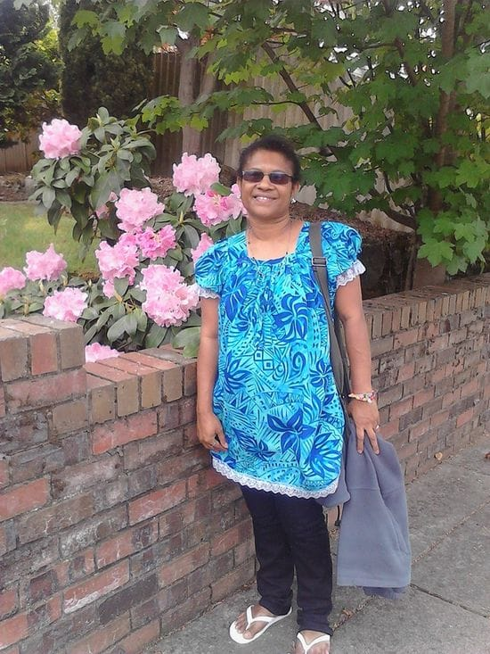 A Champion for Teacher Education in PNG-Rose Polume Pongi