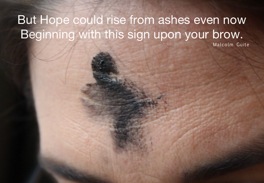 A Reflection on Ash Wednesday