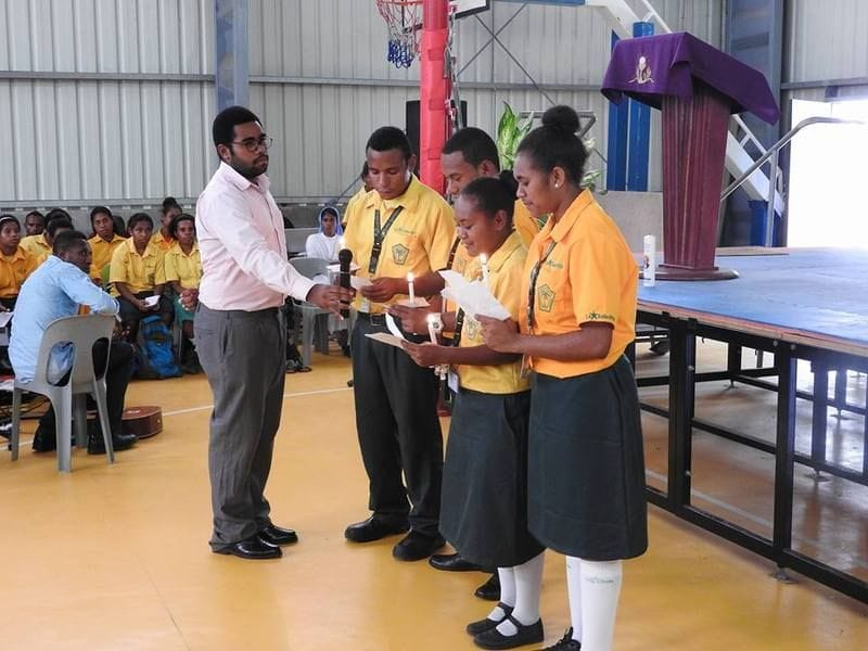Vibrant Youth Ministry Day at Hohola PNG