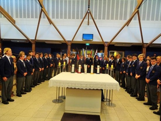 Nurturing strong leaders at De La Salle Caringbah