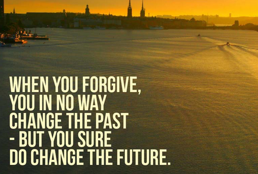 The Power of God's Forgiveness