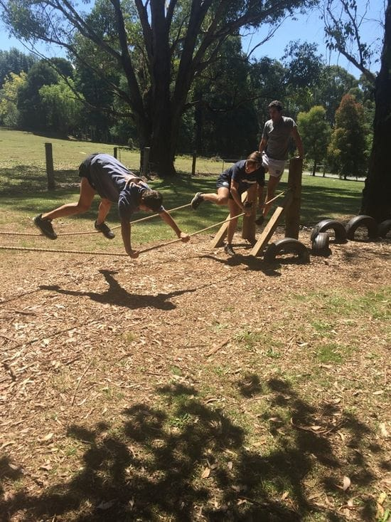 Old Collegians at Malvern act as Mentors at Year 12 retreat