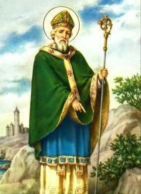 Prayer to St Patrick
