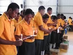 Holy Week in Hohola, PNG