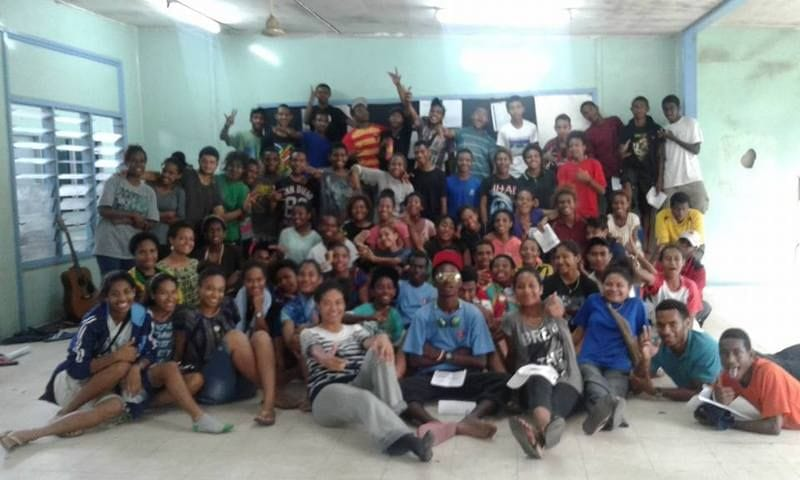 Lasallian Encounter Camps thriving in PNG