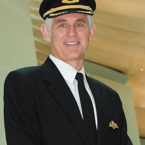 Lasallian Alumni and International Pilot: Stephen Ager