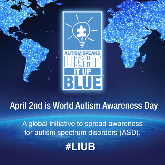 A Prayer to mark World Autism Day-April 2
