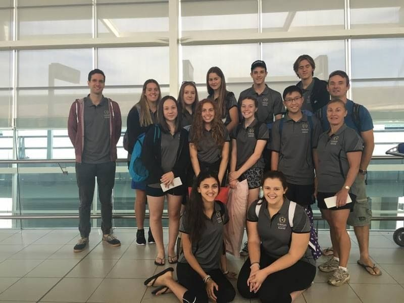 St Michael's College students embark on Immersion Trip to Balgo