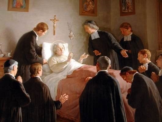 The Feast Day of St John Baptist de la Salle