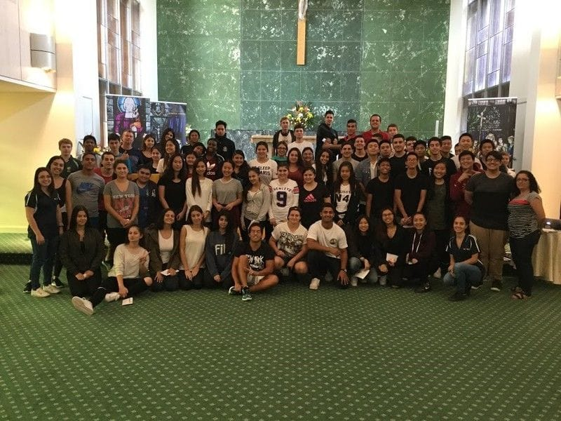 Memorable Year 12 Spirituality Day for Holy Spirit College Lakemba