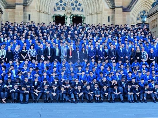 De La Salle Ashfield marks its Centenary