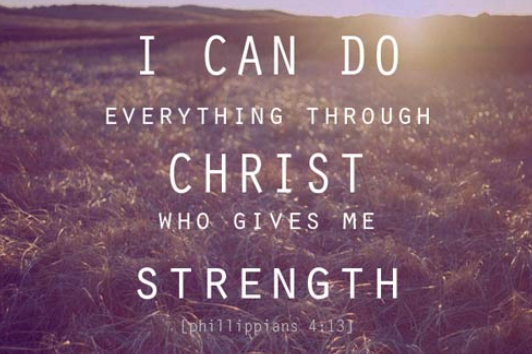 The Strength of Christ