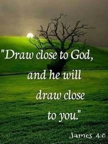 Drawing Power from God