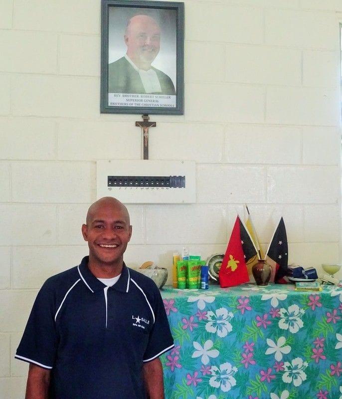 Around Bomana with Br John Francis Gari