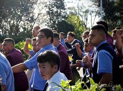 Founders Day at Mangere East