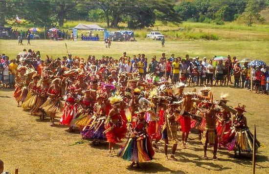Port Moresby Lasallians gather for Cultural Show