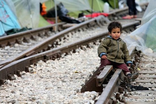 Pope Francis speaks out on the plight of child migrants
