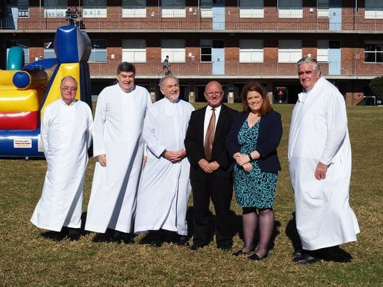 Founder's Day Celebrations at De La Salle Revesby