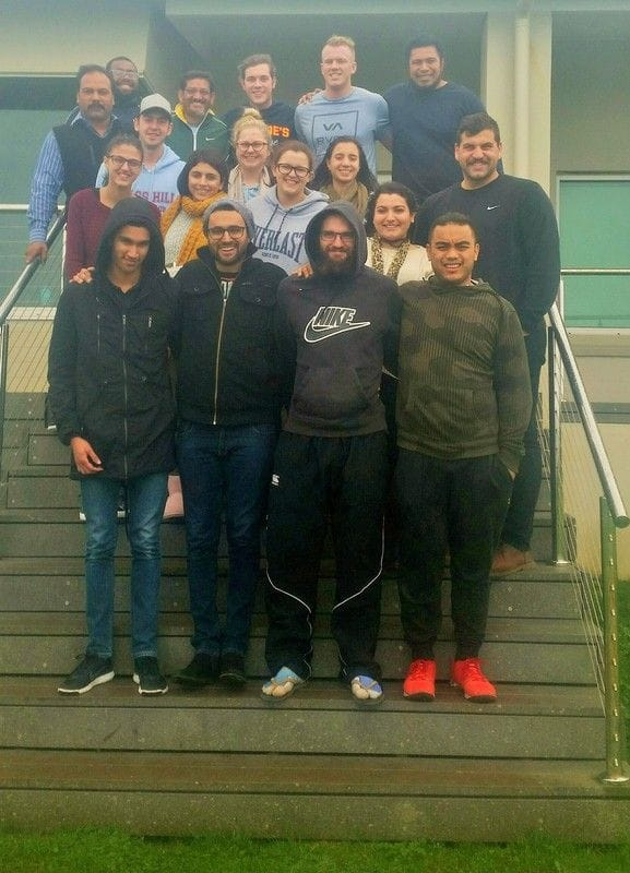 De La Salle Brothers from Pakistan join in Youth Ministry Workshop in Victoria