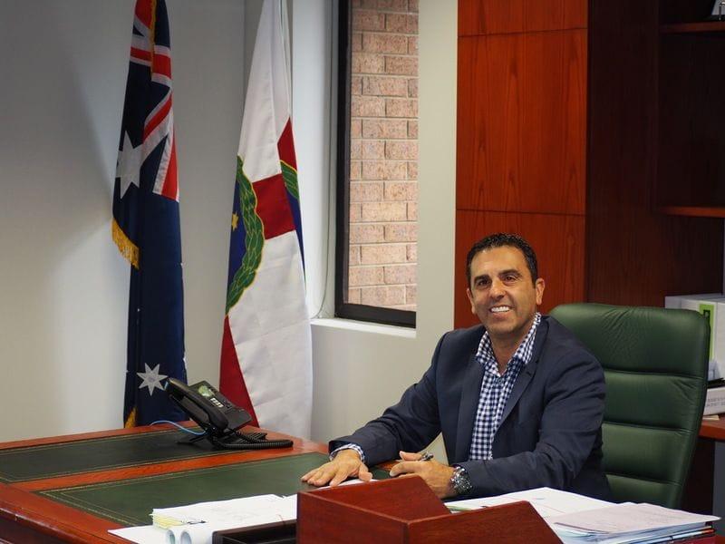 Lasallian Alumni: Mayor Carmelo Pesce