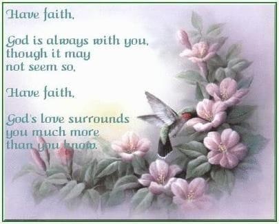 Faith in What We Do
